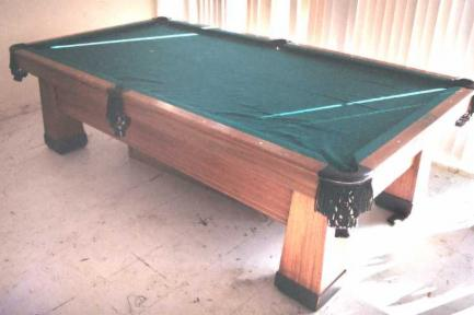 My table help abs of san diego pool table svc 858 335 4828 for 1 piece slate pool table
